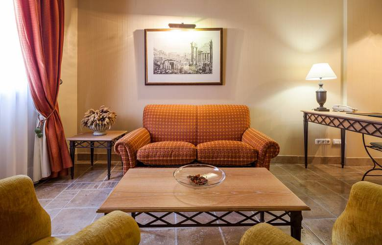 Junior Suite ILUNION MÉRIDA PALACE -  -
